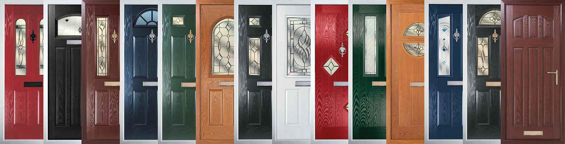 Composite Doors Selby York