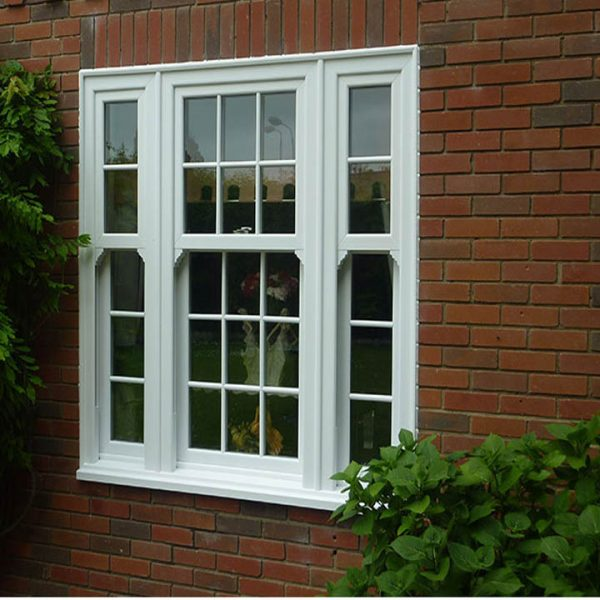 Vertical Sliding Sash York Selby Windows