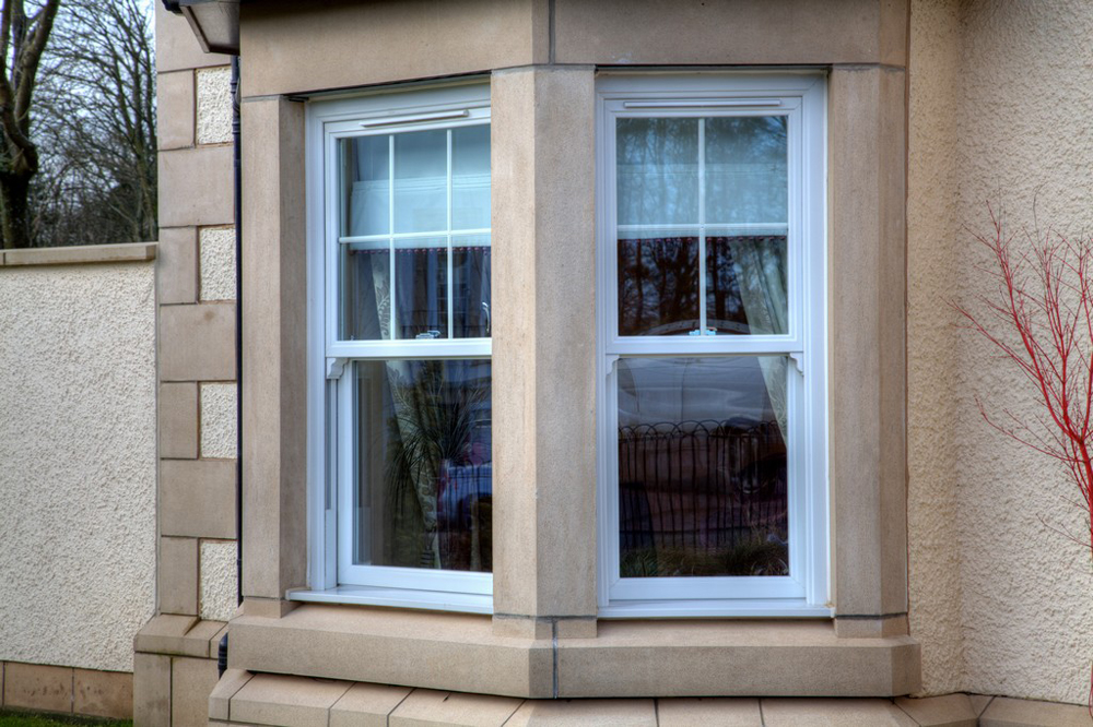 Vertical Sliding Sash York Selby