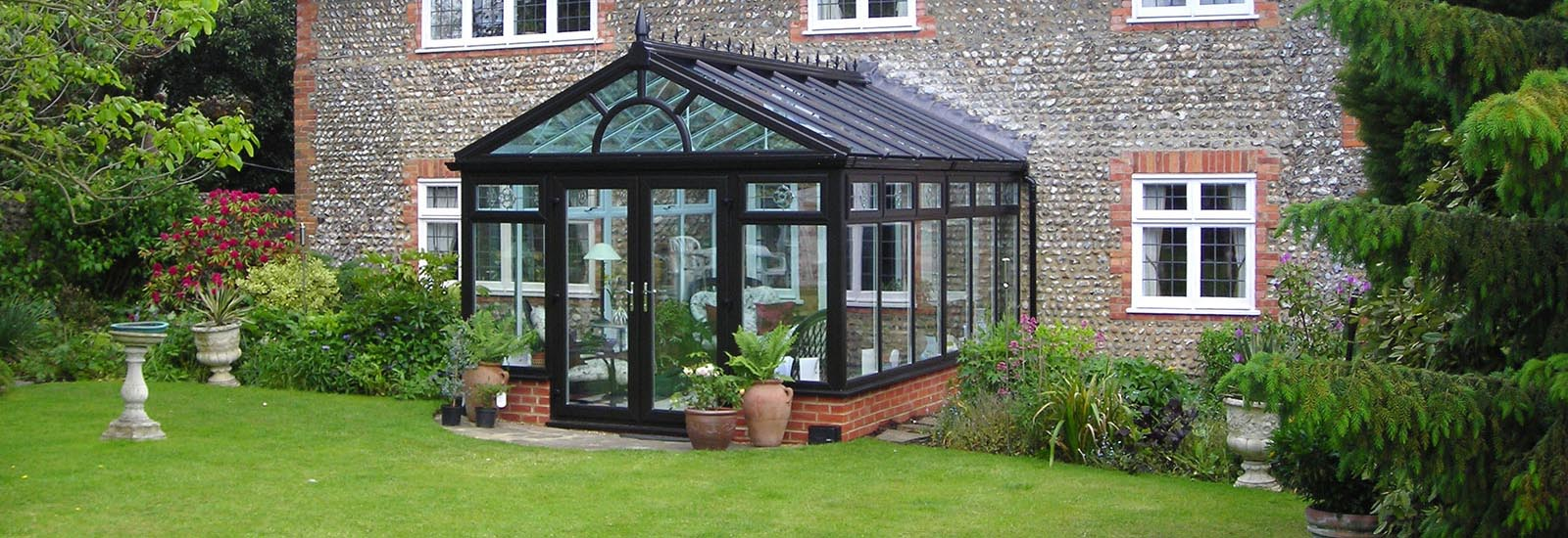 Gable Front Conservatories York Selby Harrogate