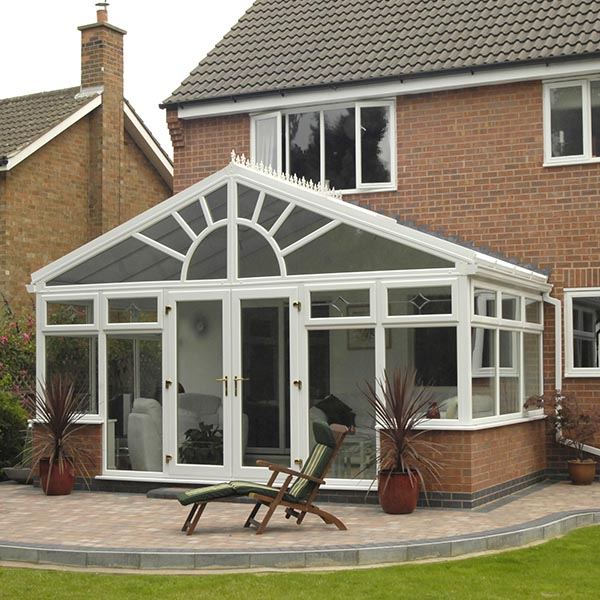 Gable Front Conservatories York Selby 3