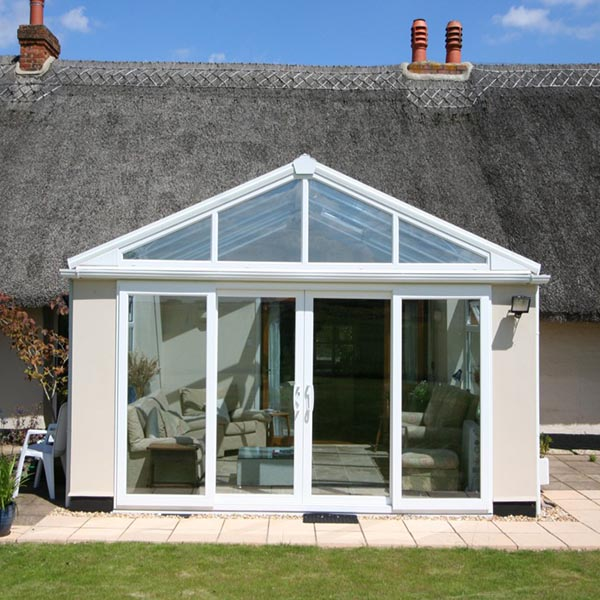 Gable Front Conservatories York Selby 4