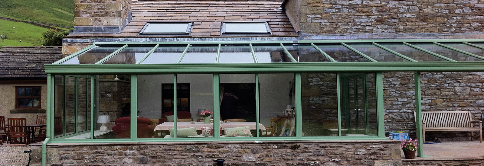 Lean-To Conservatories York Selby Harrogate