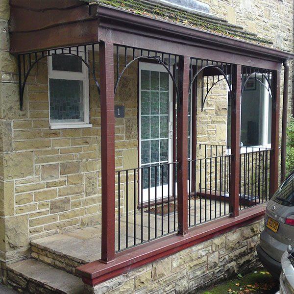 Porches York Selby Harrogate