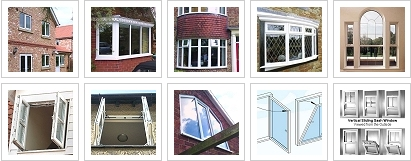 uPVC windows double triple glazing york selby