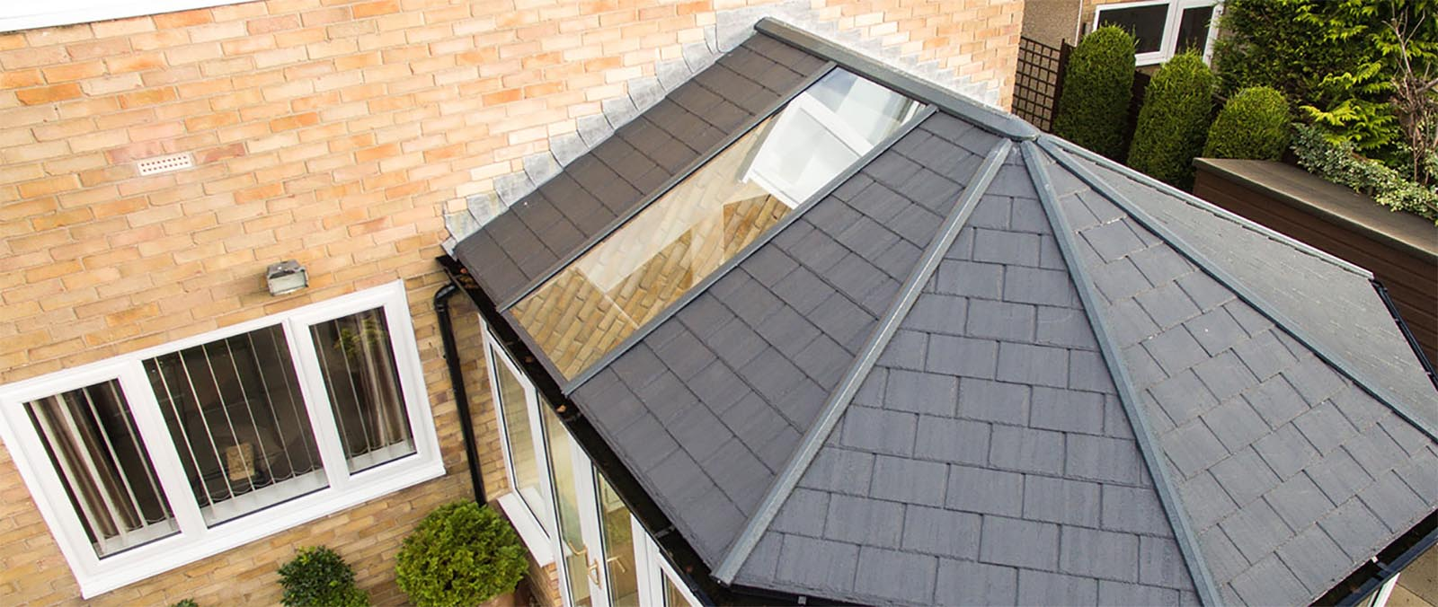 ultra 380 conservatory orangery roof york selby