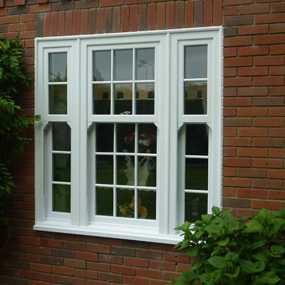 Vertical Sliding Sash Window Selby Yorlk