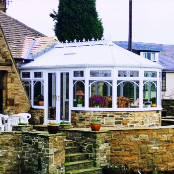 Victorian Conservatory York Selby Harrogate White