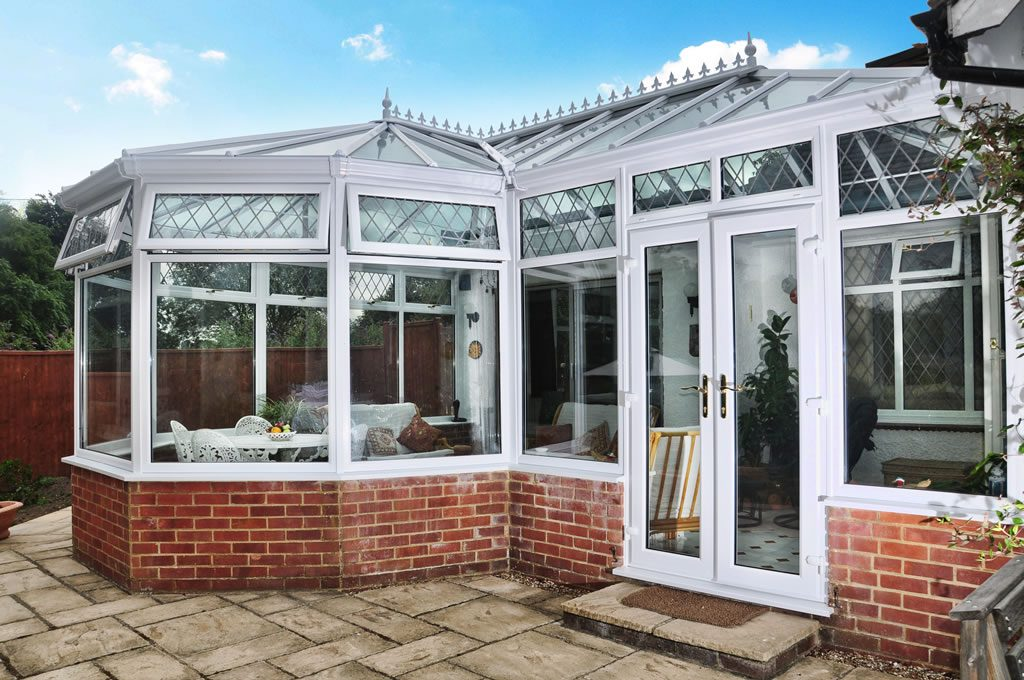P-Shape Conservatory Selby