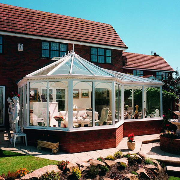 P-Shaped Conservatories Harrogate