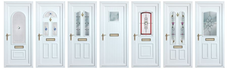 York Selby Upvc Doors
