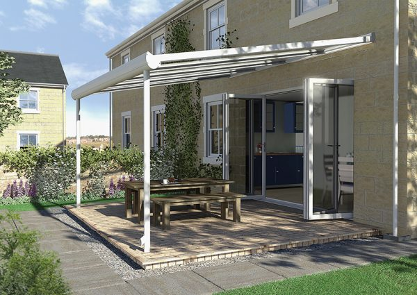 Pergola York Selby Harrogate White House
