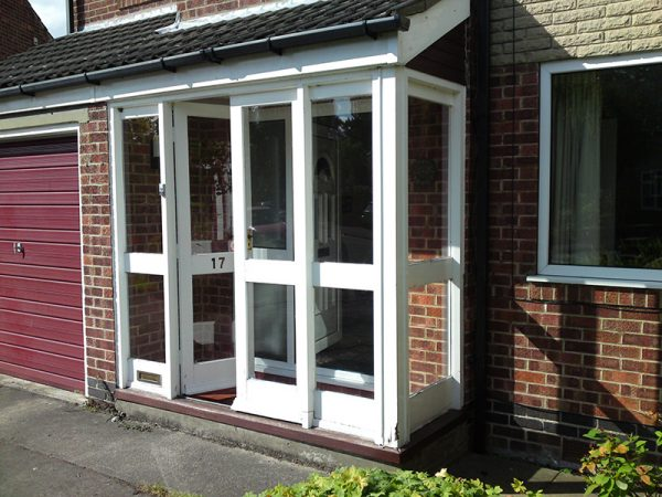 Porches York Selby Harrogate