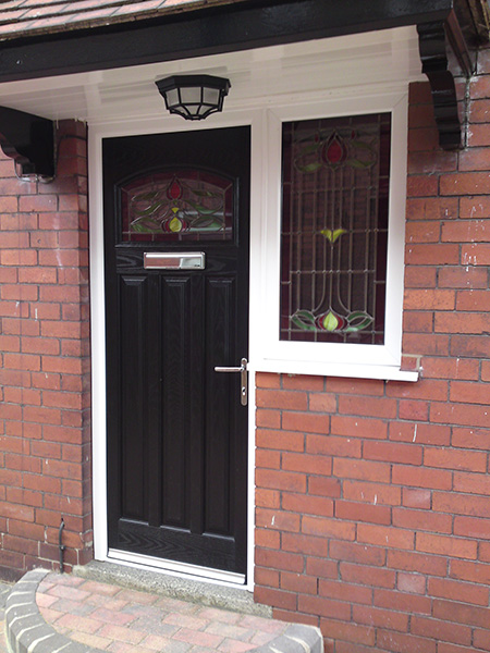 York Composite Door 26