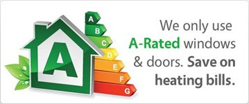 A-Rated Windows & Doors