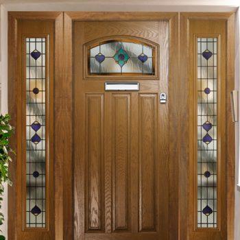 Augusta Composite Door York Selby Leeds