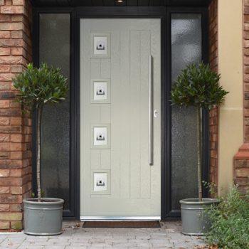 St Andrews Selby Composite Door York